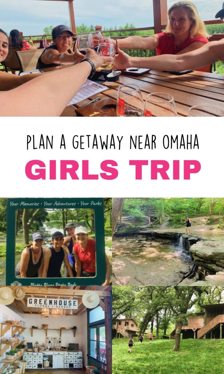 Great idea for a girls trip near Omaha, especially if you have an outdoorsy group of friends! Get tips on where to stay, fun things to do, and restaurants to try.