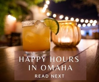 Graphic for Omaha Happy Hours