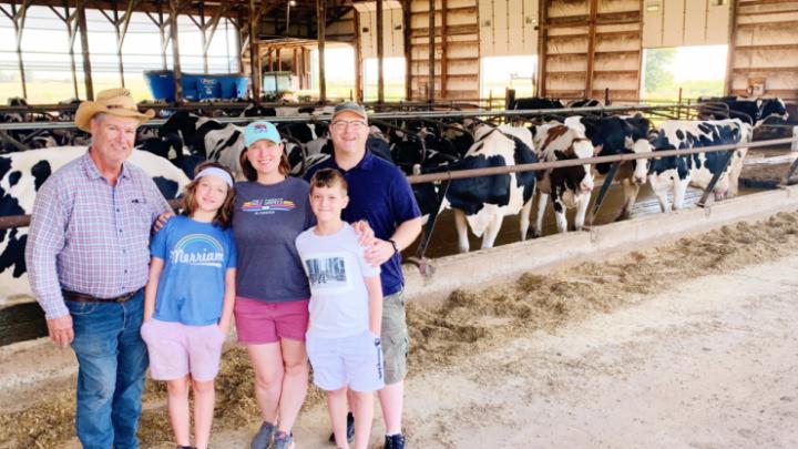 Want To Stay On An Iowa Farm?