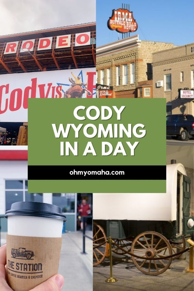 Great things to do in Cody Wyoming if you only have one day to visit - plus some tips on additional activities if you have more time! Restaurant recommendations included.
