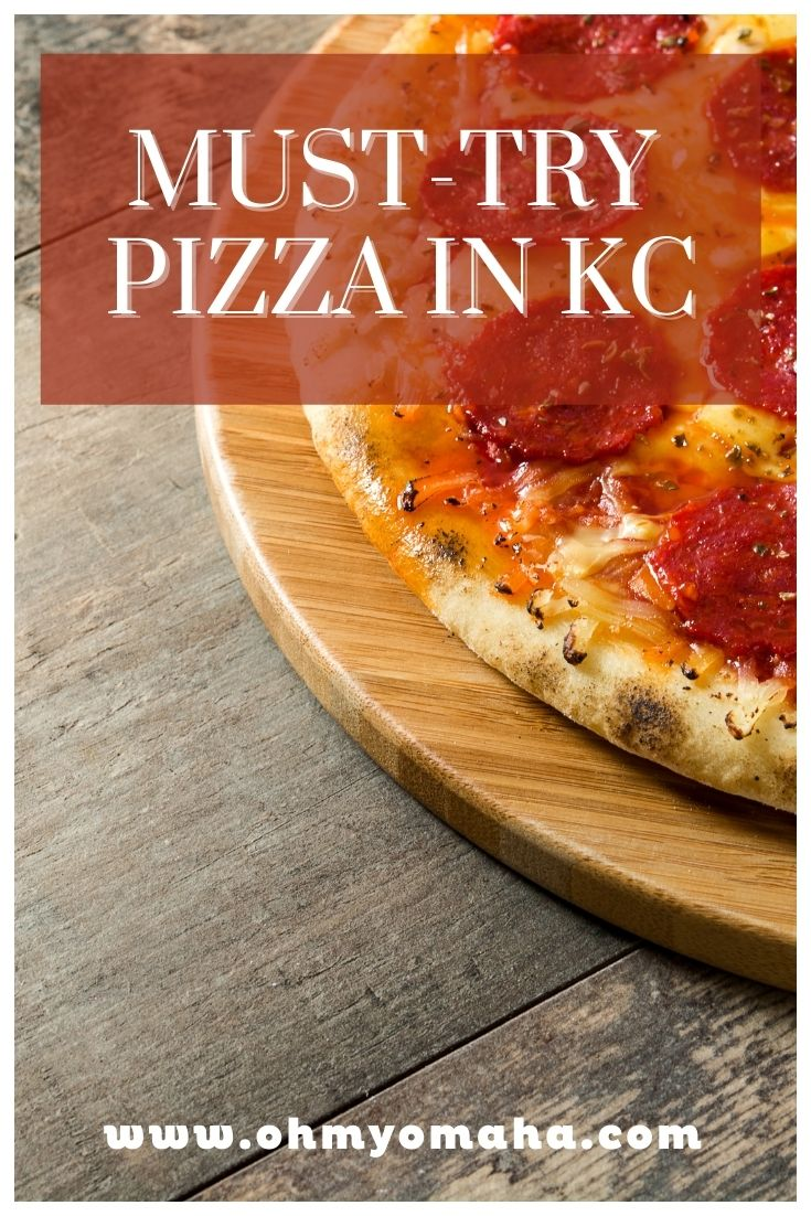Dining in Kansas City is an adventure. Here's a list of favorite pizzerias in KC. Whether you want New York style for Neapolitan, KC has several must-try pizza shops.