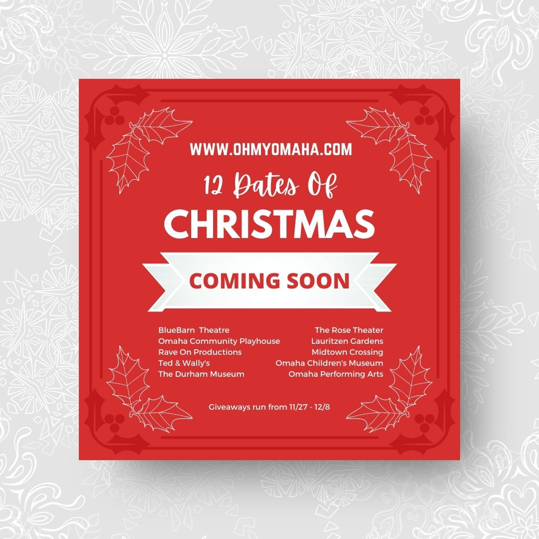 12 Dates of Christmas giveaway announcement